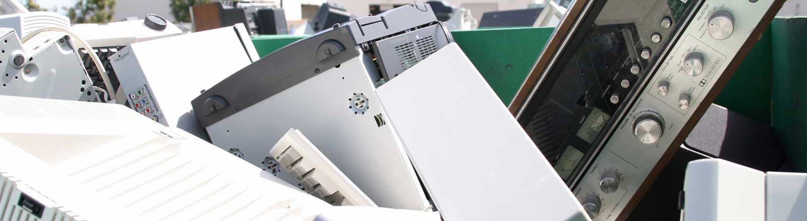 TV and computer recycling
