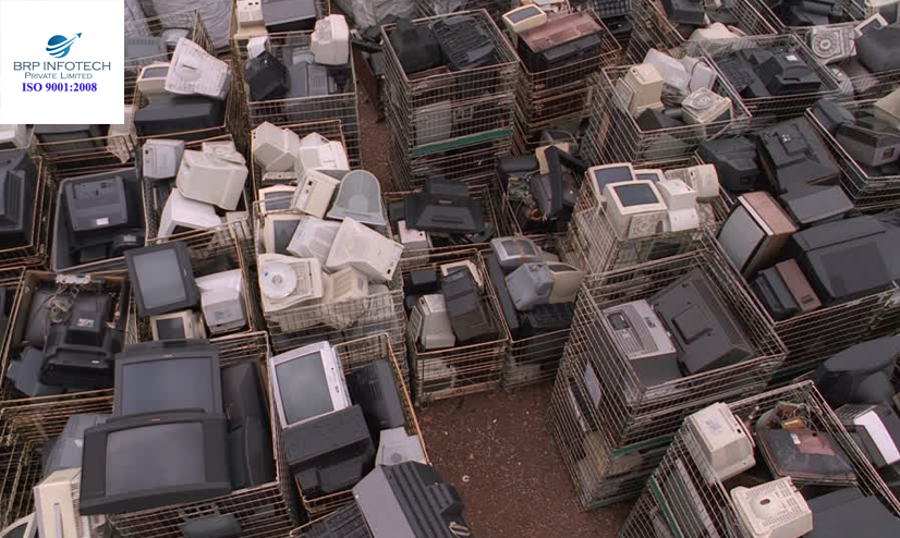 recycling of electronic waste in India