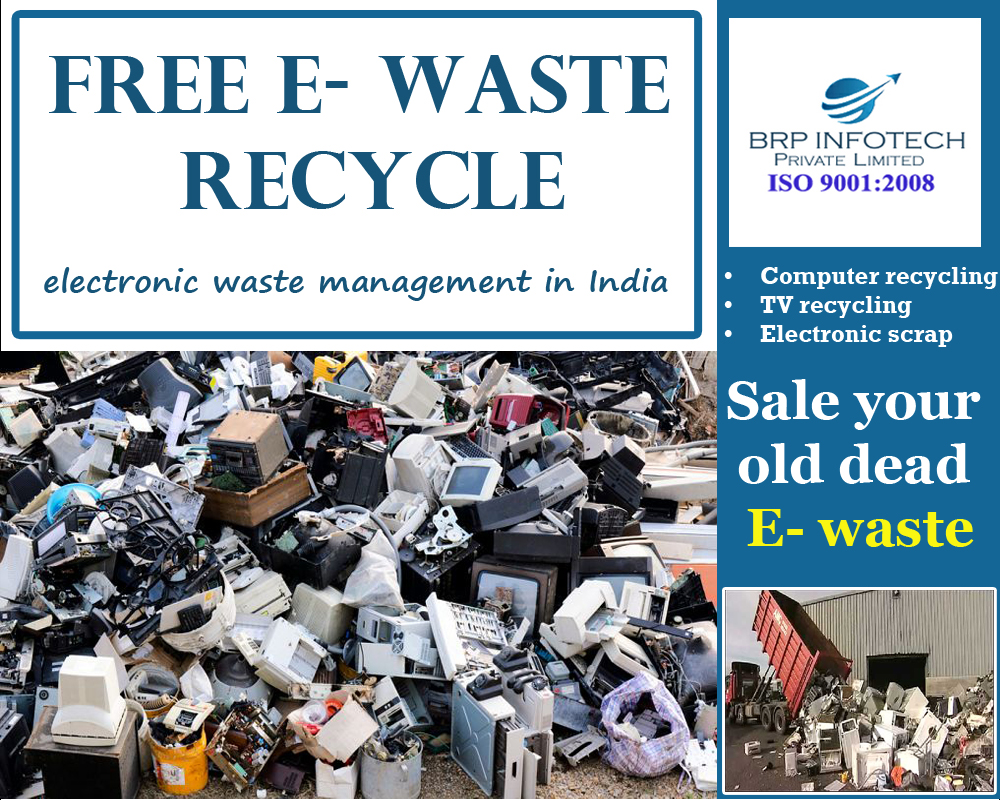 electronic waste management in India