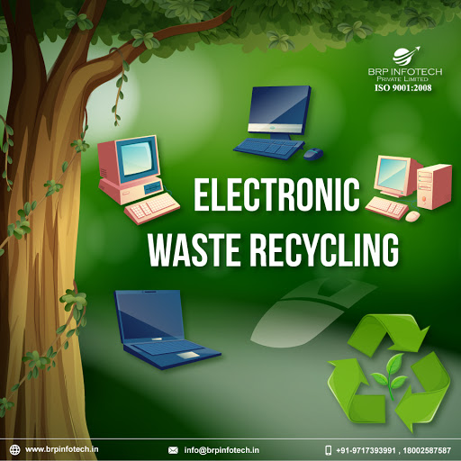 Electronic Waster Recycling Pune
